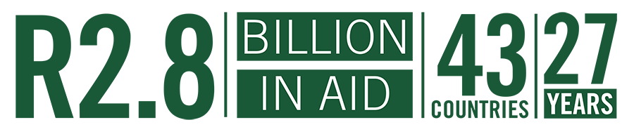 R2.8 Billion in aid